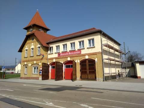 Energetische Sanierung Feuerwehrhauptgebäude Markranstädt
