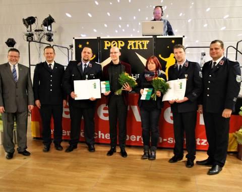 Förderer der Feuerwehr (Mittel)